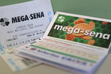 Acumulada, Mega-Sena pode pagar R$ 45 milhões no sorteio deste sábado