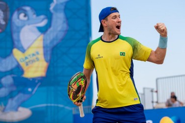 Após vencer no Brasil, André Baran embarca para Europa onde disputará torneios