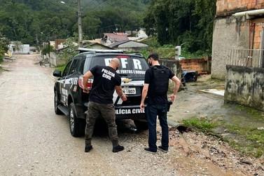 Autor de furtos a carro e residência é preso no bairro Águas Claras