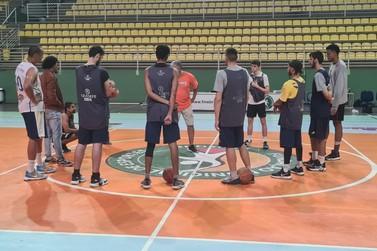 Brusque Basquete estreia na Copa SC