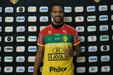Brusque FC apresenta oficialmente atacante Tony