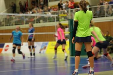 Copa Dela's de vôlei feminino acontece neste fim de semana em Brusque