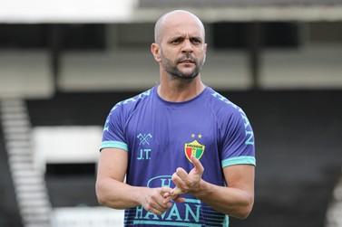 Jerson Testoni não é mais o técnico do Brusque FC