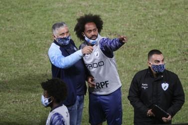 """Londrina entrega documentos e vídeos ao STJD e pede """"severa punição"""" ao Brusque"""