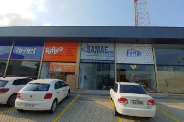 Nova central de atendimento do Samae já atende em novo espaço