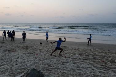 Quadricolor já trabalha no Maranhão visando o duelo contra o Sampaio Corrêa
