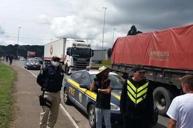 SC não tem mais bloqueios em rodovias federais, diz PRF