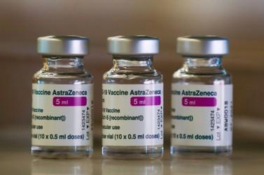 Correção: Brusque manterá aplicação de segunda dose da AstraZeneca em 12 semanas