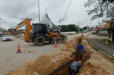Etapa final da expansão de rede do Samae será realizada no período noturno