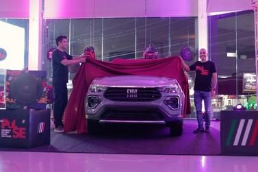Fiat Trevisul apresenta o Pulse: SUV compacto fabricado 100% no Brasil