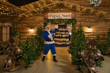 Havan inaugura Casa do Papai Noel em Brusque