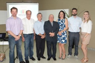 Ademir José Pereira assume o Brusque Convention & Visitors Bureau