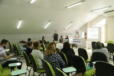 Audiência pública apresenta PPA e LDO de Guabiruba