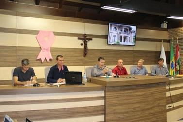 Barragem de Botuverá: comissão regional de câmaras municipais se reúne em Itajaí dia 11