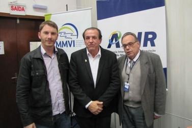 Bóca Cunha é nomeado vice-presidente da Diretoria Executiva da AGIR