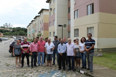 Comissão especial Minha Casa, Minha Vida visita residenciais nos bairros Cedrinho e Limeira