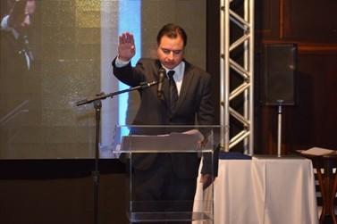 Michel Belli é empossado presidente da CDL Brusque
