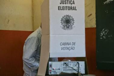 Brusque tem quatro urnas com problemas durante dia de votação