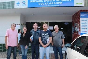 Comissão especial visitas unidades de saúde em seis bairros