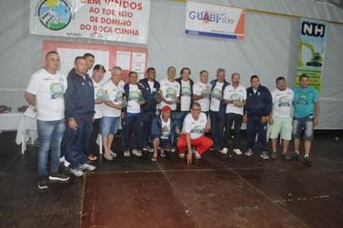 Dominó do Bóca Cunha reuniu mais de 120 duplas no sábado (27)