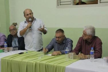 Duplicação da Antônio Heil é discutida com moradores do bairro Limoeiro