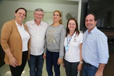 Guabiruba tem quatro profissionais do Programa Mais Médicos