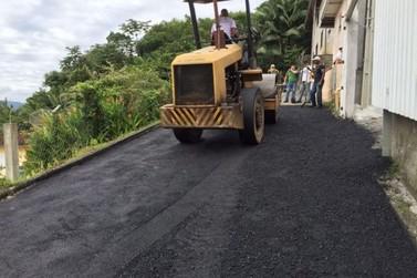 Manutenções de asfalto são reforçadas