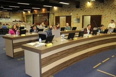 Nova gestão da prefeitura é tema principal na sessão da Câmara