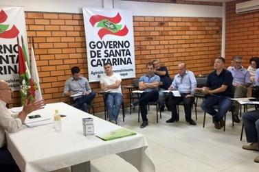 Novo regimento interno do Conselho de Desenvolvimento Regional  é apresentado aos prefeitos