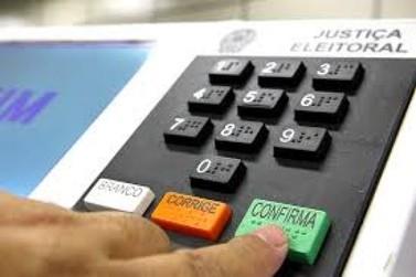 Partidos podem escolher candidatos para eleição municipal a partir de hoje