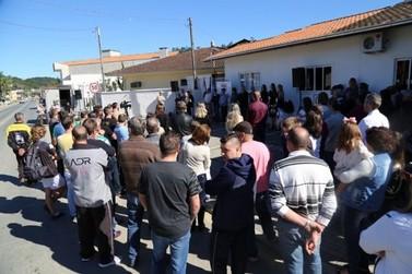 Pavimentação asfáltica e reurbanização da Rua São Pedro é inaugurada