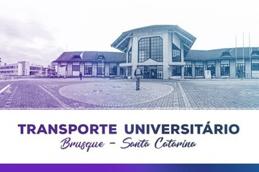 Prefeitura regulamenta uso do transporte universitário