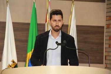 Rafael Vargas assume a cadeira de Paulinho Sestrem no Legislativo
