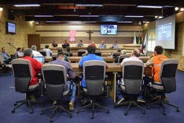 Representantes de 5 municípios da região se reunem para discutir Barragem de Botuverá