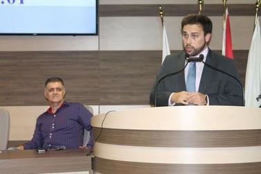 Sindilojas apresenta Renalegis na Tribuna Livre da Câmara