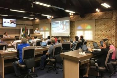Situação da Saúde em Brusque é pauta na sessão da Câmara de Vereadores