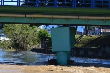 Tráfego na ponte do terminal deve ser liberado em dois meses, diz Prefeitura