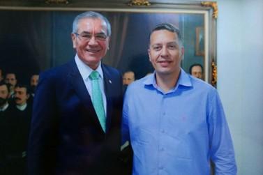 Vereador leva à Alesc pedido para que Brusque sedie o próximo curso de soldados da PM