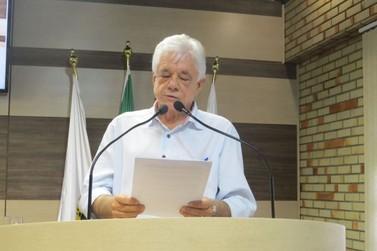 Vereadores querem que prefeito Jonas Paegle esclareça questionamentos sobre o caso Áquila