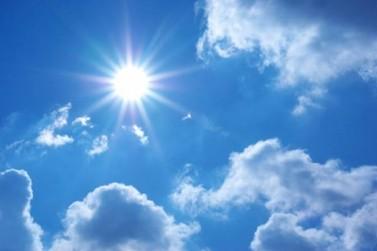 O verão chegou! oficialmente a estação tem inicio hoje com previsão de até 37°