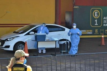MS confirmou 911 casos e 18 óbitos por Covid nas 24 horas recentes