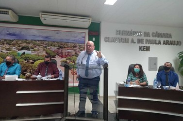 Portal da Cidade entrevista vereador e médico Luiz Carlos Baena Fernandes