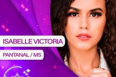 Representante de Dourados está na final do Miss Brasil Teen