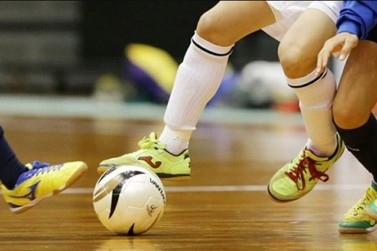 Vem aí a 4ª Copa Cruzeiro do Oeste de Futsal Regional
