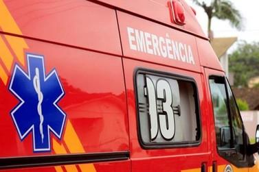 Motoqueiro inconsciente é encontrado a beira da rodovia PR-323