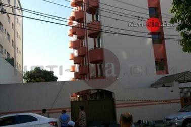 Mulher morre ao cair do 6º andar de prédio no centro de Cianorte