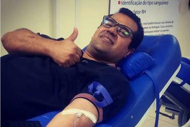 Paraná é o terceiro Estado que mais cadastra doadores de medula
