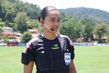 Árbitra de Goioerê é selecionada para Copa do Mundo Sub-20 Feminina