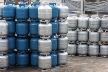 Aos poucos depósitos de gás estão normalizando suas entregas em Cruzeiro
