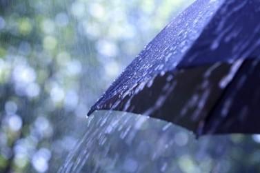 Previsão de muita chuva para Cruzeiro e região nesta terça e quarta-feira